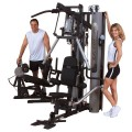 Body-Solid G6B Bi-Angular Gym with Inner/Outer Thigh Station