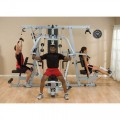 Body-Solid GEXM4000 Commercial Multi Gym (GREY)