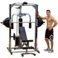 Powerline Smith Gym Package 3 (Grey)