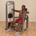 Body-Solid Pro Club Line Chest Press Machine (210lb Stack)