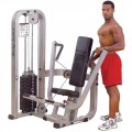 Body-Solid Pro Club Line Chest Press Machine (410lb Stack)