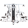 Body-Solid EXM-4000S Commercial Multi Gym (WHITE)