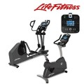 Life Fitness Life Fitness Track Plus Duo Package - E3 Elliptical and C3 Cycle