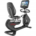 Life Fitness 95C Discover SI Recumbent Cycle with Armrests