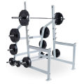 Hammer Strength Full Commercial Olympic Squat Rack