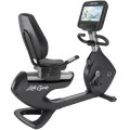 Life Fitness Club Series Recumbent Cycle with Integrity Console