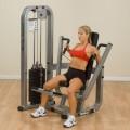 Body-Solid Pro Club Line Chest Press Machine (310lb Stack)