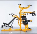 Powertec Workbench Multi System (Isolateral Arms) Yellow
